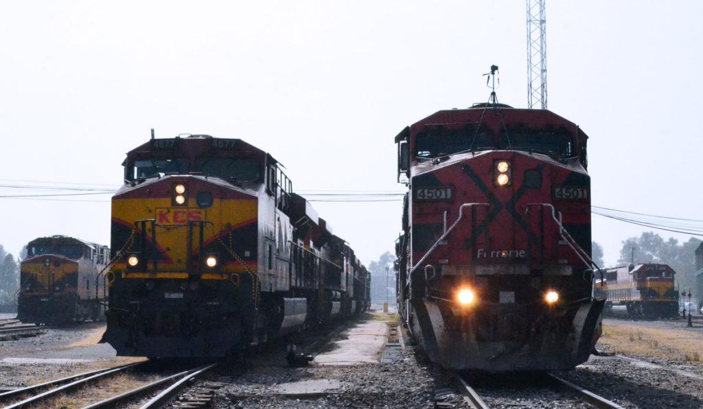 Límites a concesiones de servicios ferroviarios avanza en Comisiones del Senado