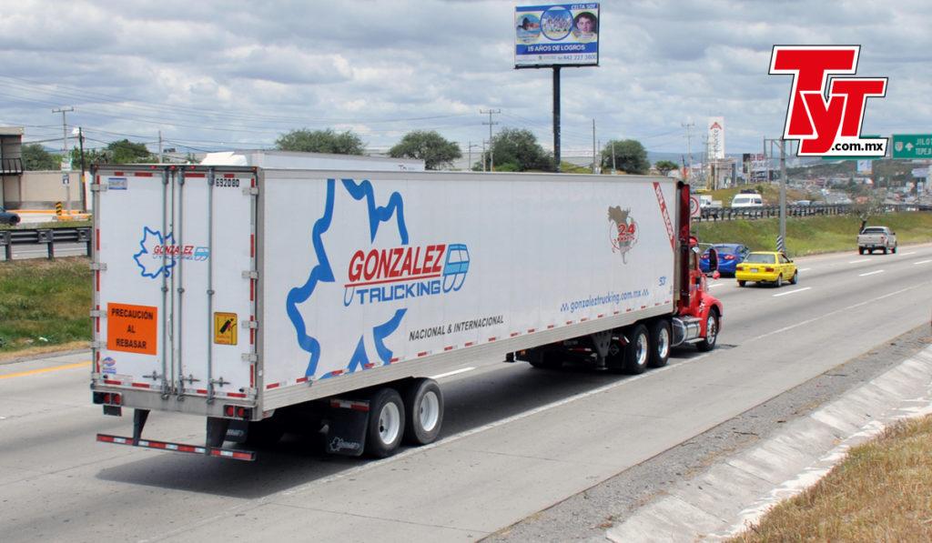 Venta de camiones crece 25.4% en marzo