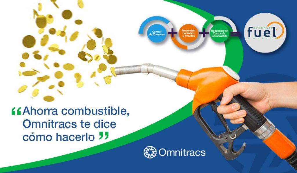 Grupo ED Omnitracs ahorra combustible