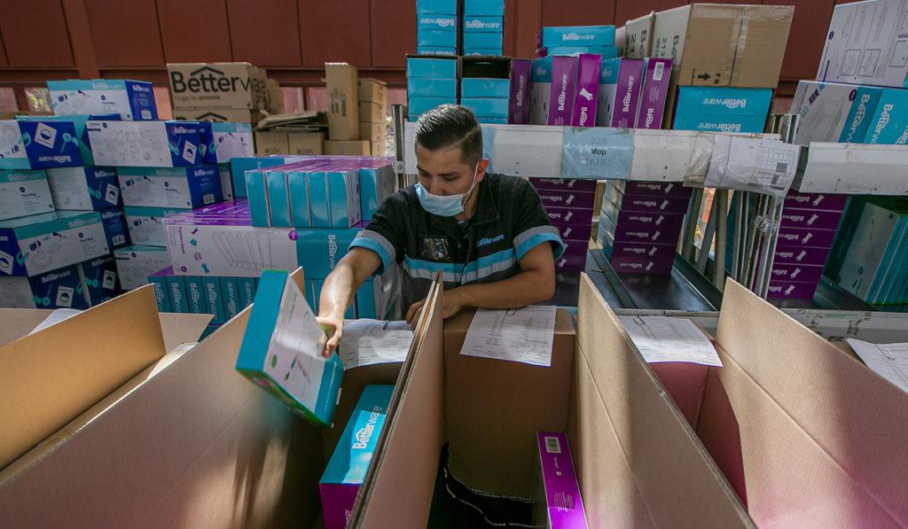 Betterware inaugura nuevas instalaciones de su Cedis en Jalisco