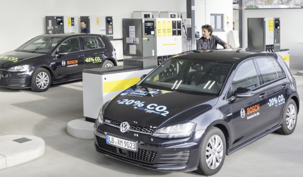 Volkswagen, Shell y Bosch desarrollan gasolina con 20% menos emisiones de CO2