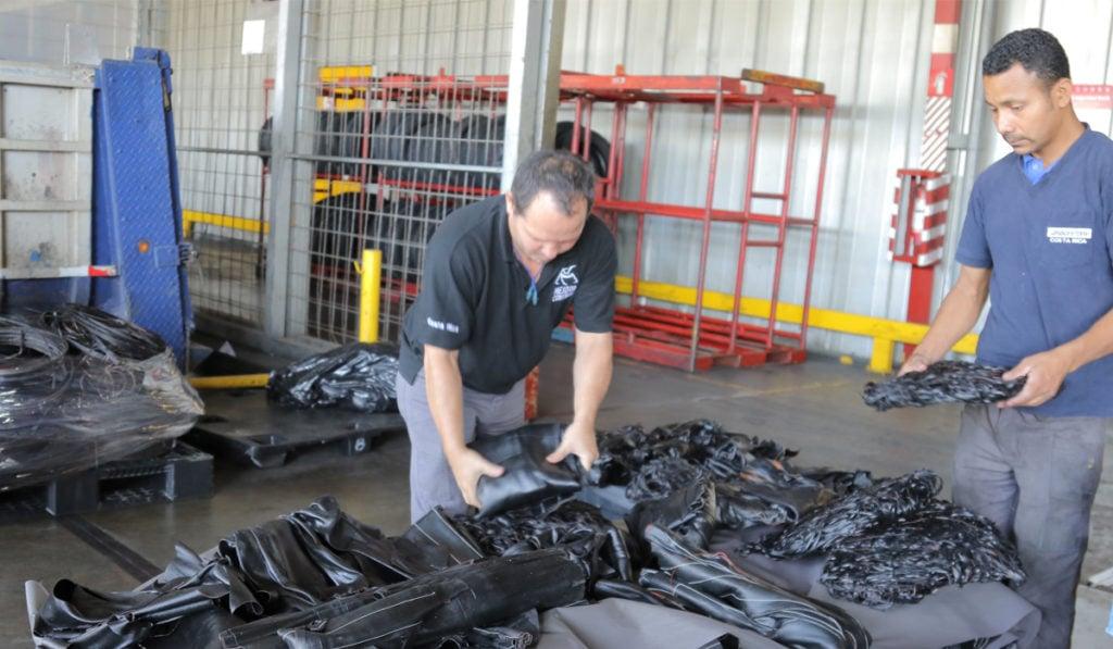 Bridgestone logra reciclaje del 97% de residuos en su planta de Morelos en 2020
