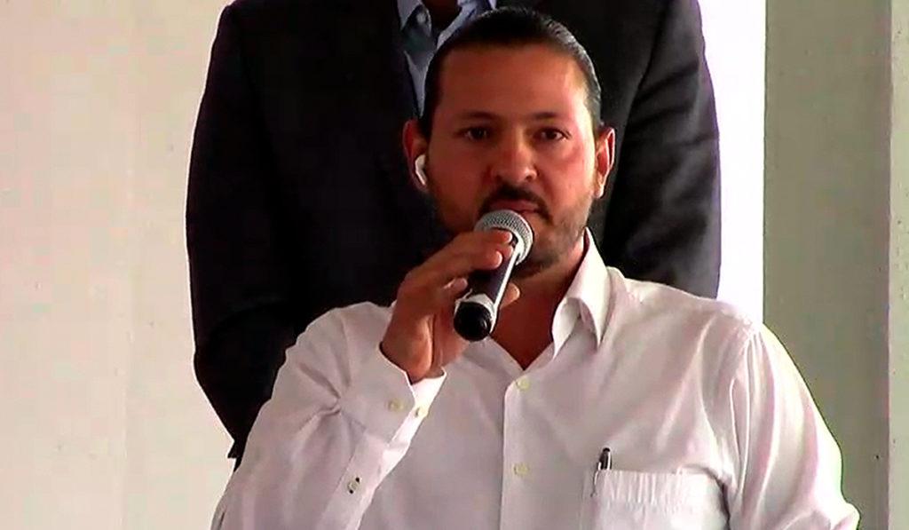 Julio Alberto Mora, nuevo delegado de Canacar de Jalisco