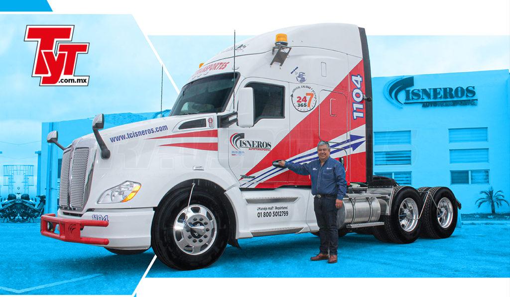 Mexicolven es sinónimo de calidad, ahorro y eficiencia: Auto Transportes Cisneros