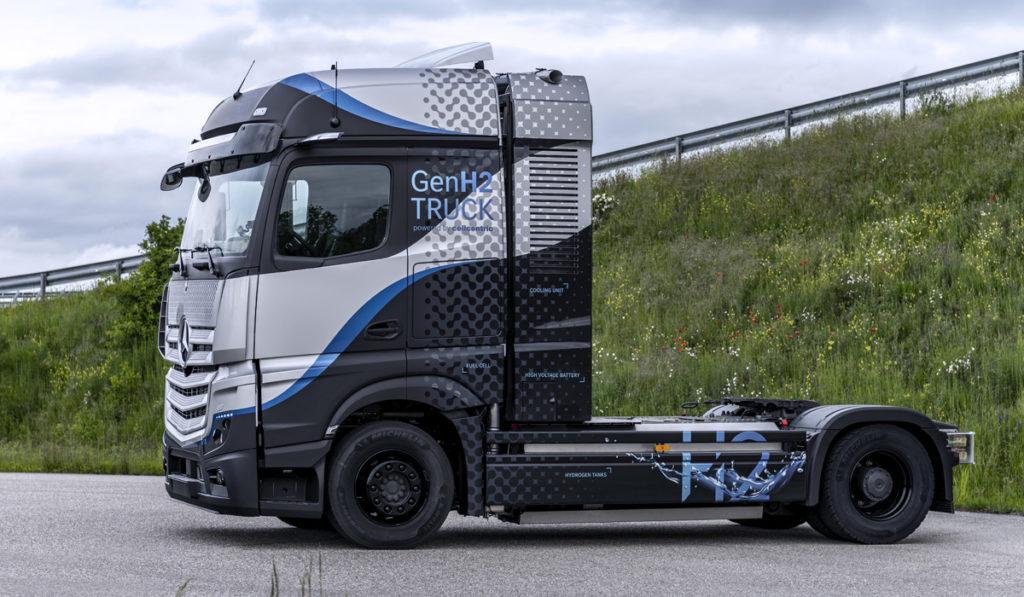 Daimler y Shell van por desarrollo paralelo de tecnologías a hidrógeno