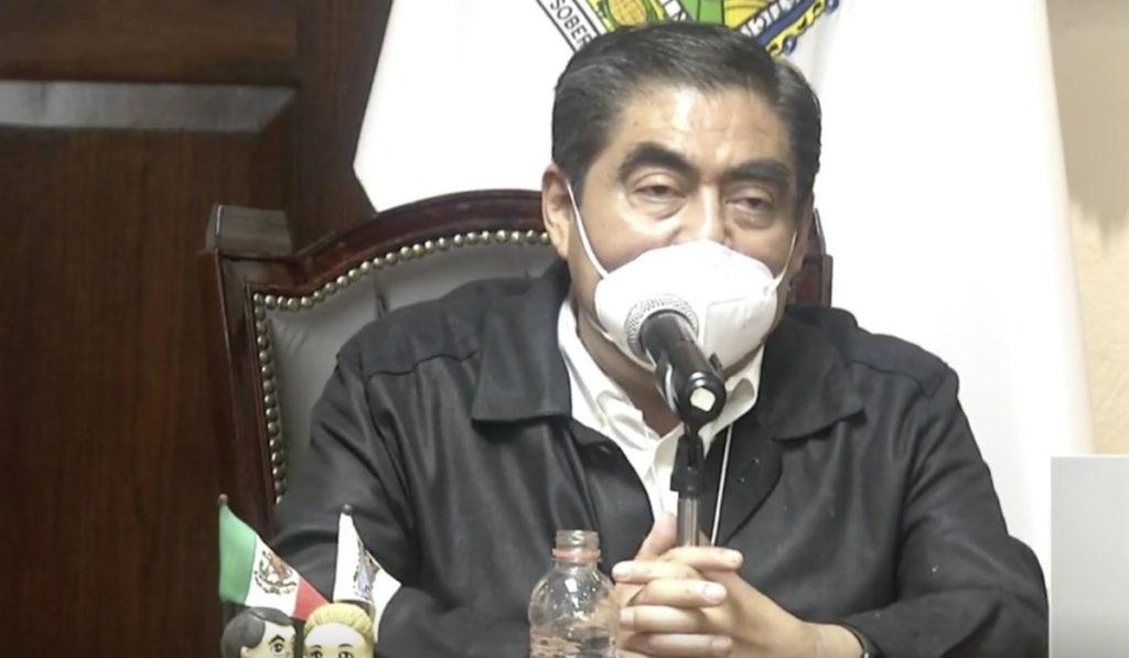 Industria en Puebla podrá operar con aforo del 70%