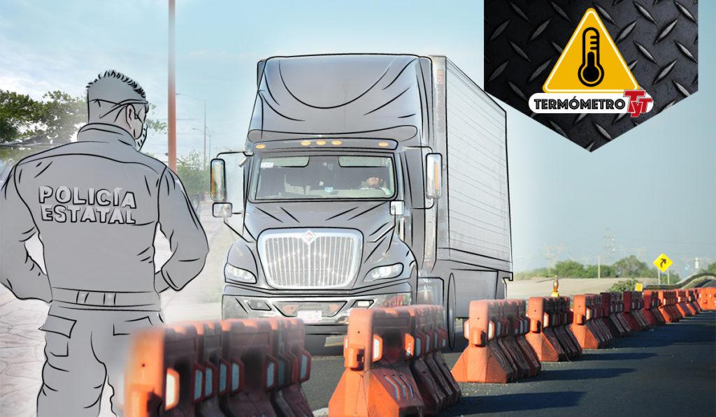 ¿Qué se requiere para inhibir delitos contra el autotransporte?
