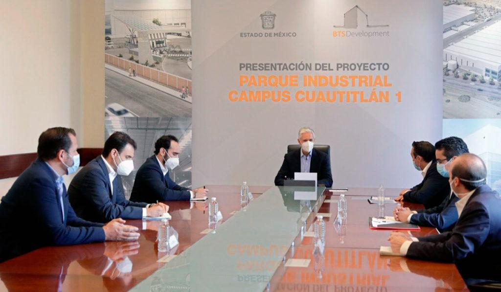 BTS Development anuncia parque industrial en Cuautitlán