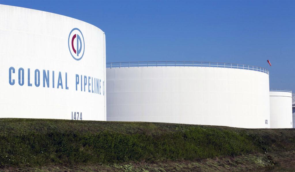 Colonial Pipeline restablece distribución de combustible en costa este de EU