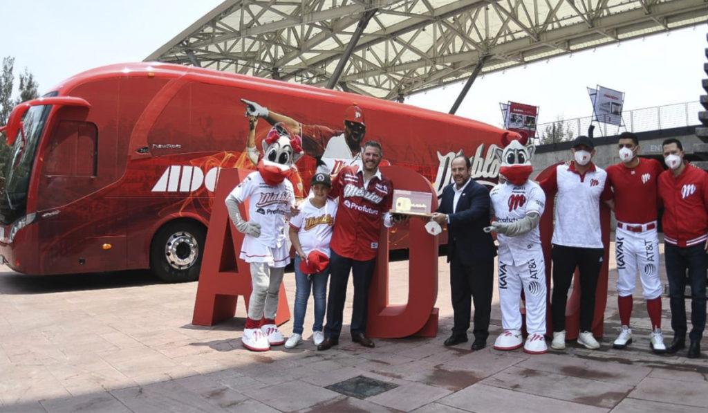 ADO y Diablos Rojos del México viajarán juntos