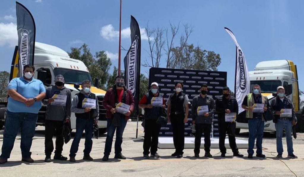 Gira Freightliner 2021 llega a Baja California