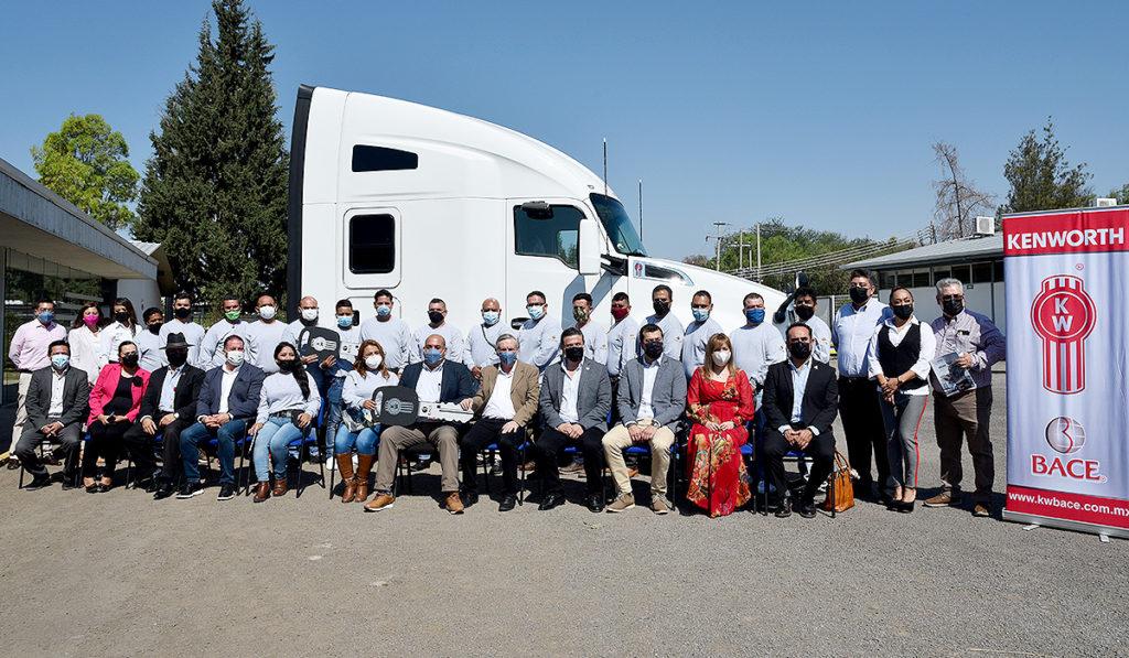 Inicia capacitación de 18 nuevos operadores en el semillero de Guanajuato