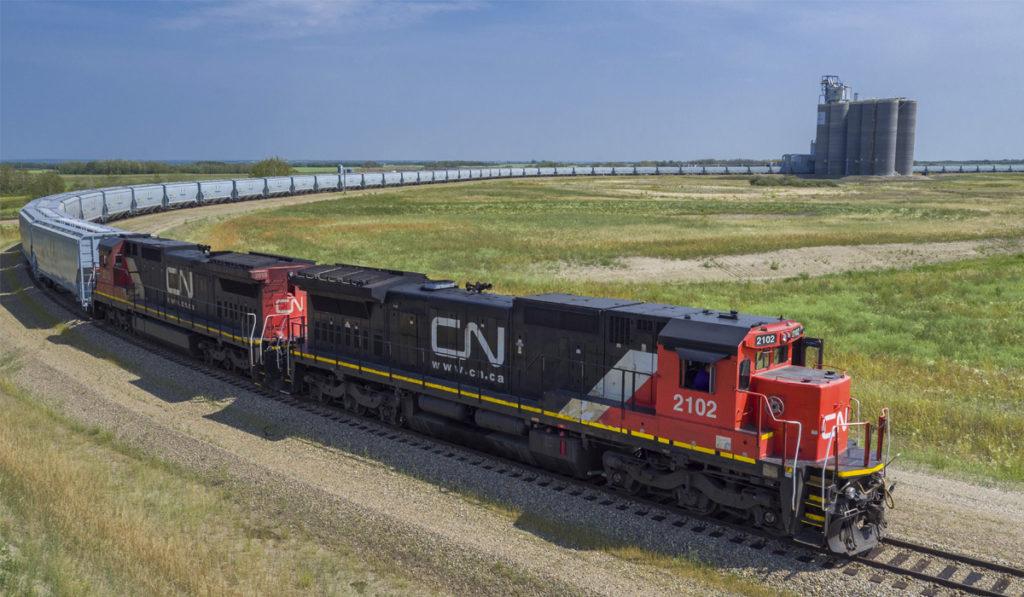 KCS y CN aceleran en la vía de la fusión