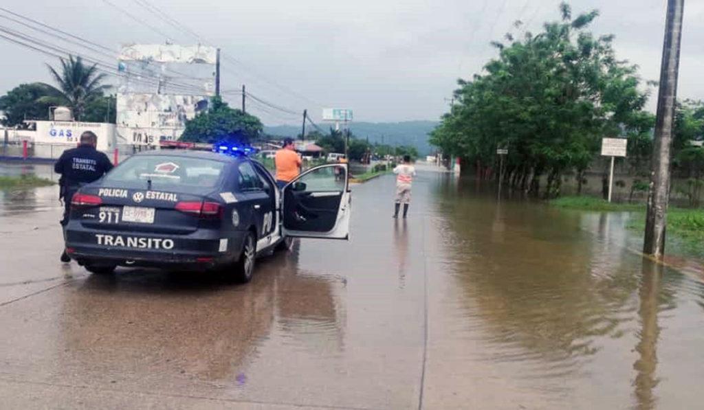 El clima: se esperan fuertes lluvias en siete estados