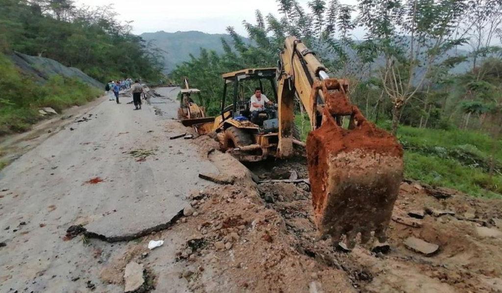 El clima: intensas lluvias para Campeche, Chiapas y Yucatán