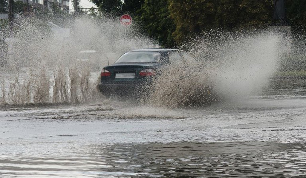 El clima: se esperan lluvias muy fuertes en Coahuila y Edomex