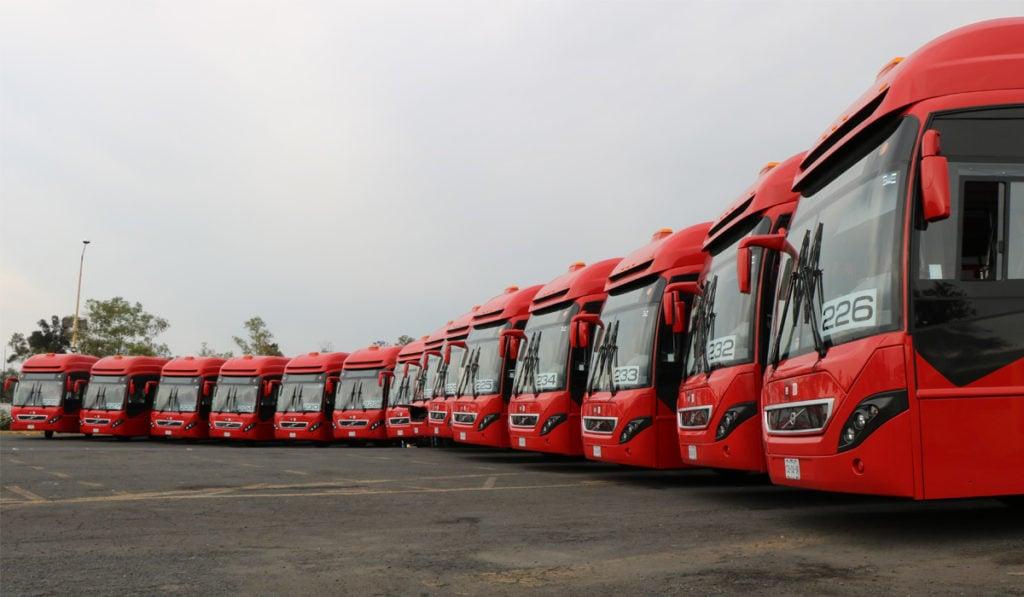 Metrobús anuncia cierre de estaciones en Línea 2