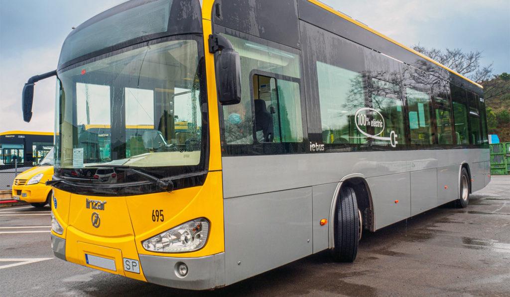 Michelin lanza su primera llanta para buses eléctricos en Europa