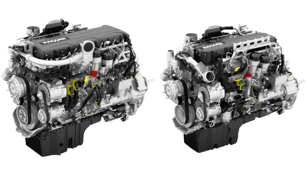 PACCAR Inc. presenta motores MX-13 y MX-11 en EU