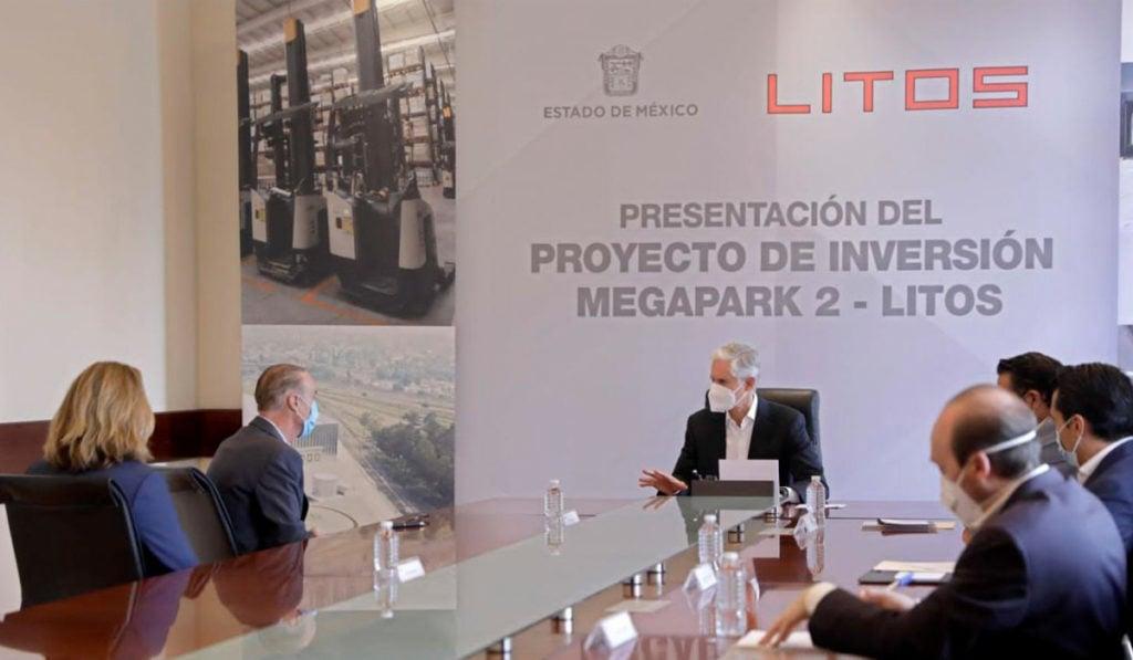 Parque logístico Megapark 2 en Tepotzotlán tendrá una inversión de 530 mdd