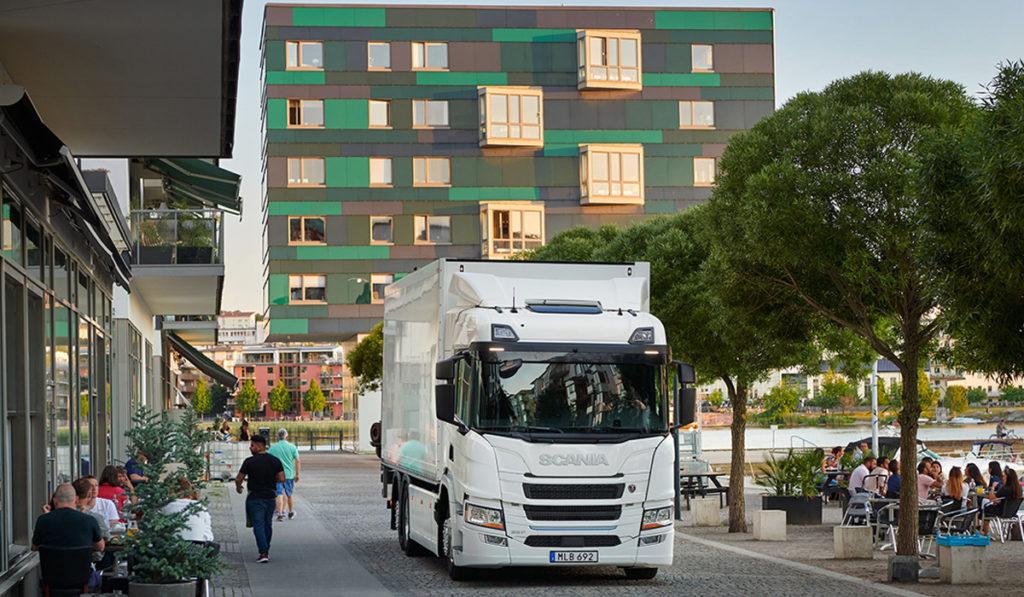 Scania alista el Tercer Foro de Transporte Sostenible