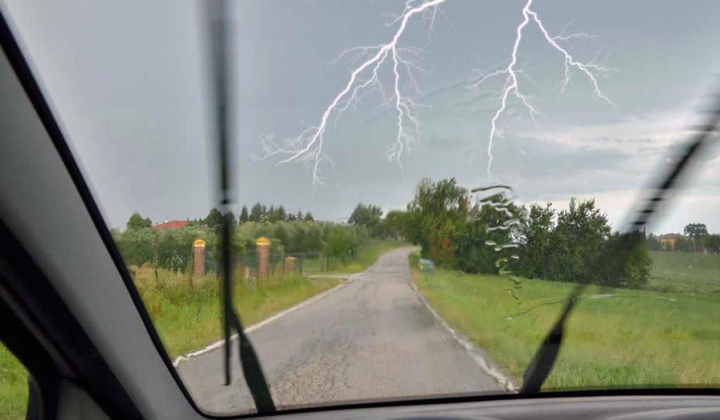 El clima: pronostican tormentas eléctricas en estos estados