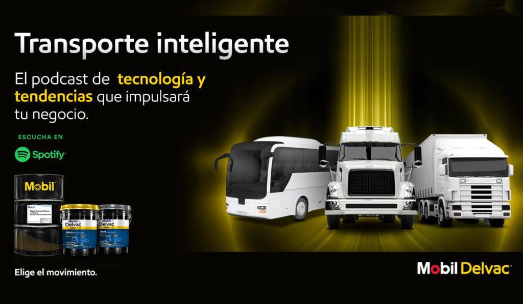 Transporte Inteligente, el podcast de ExxonMobil para el sector