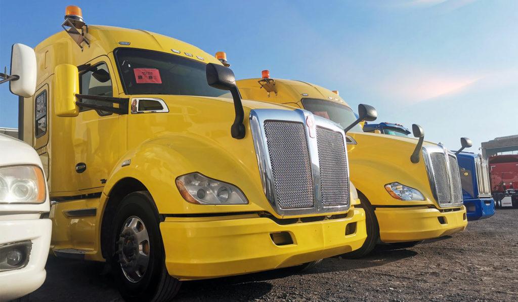 Venta de camiones liga tres meses al alza