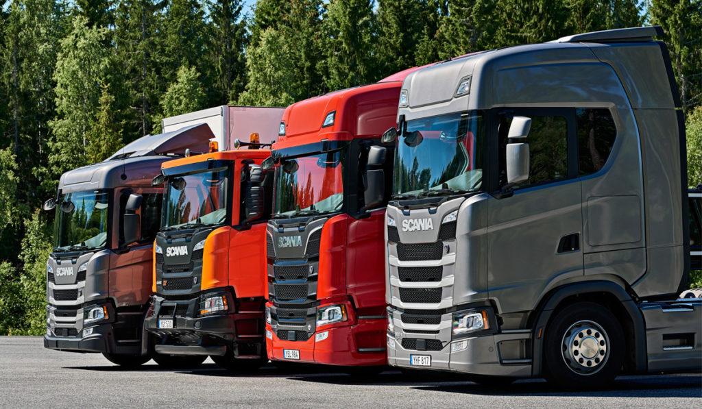 Venta de pesados en Europa reporta sólidos crecimientos