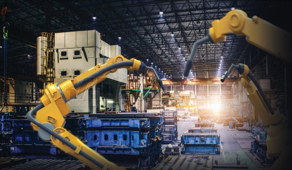 Actividad industrial, sin combustible interno