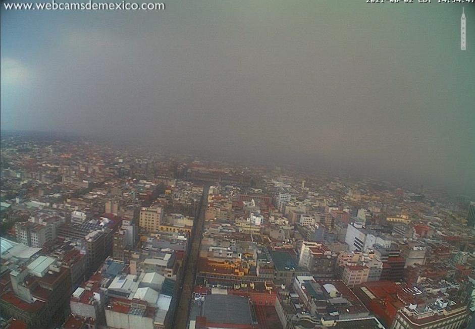 CAMe suspende pedidas por contaminación en El Valle de México