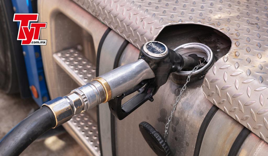 Diesel supera los 22 pesos en cuatro municipios de Puebla