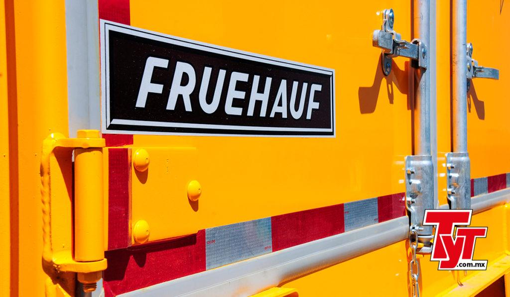 FRUEHAUF reanudará producción de remolques en EU