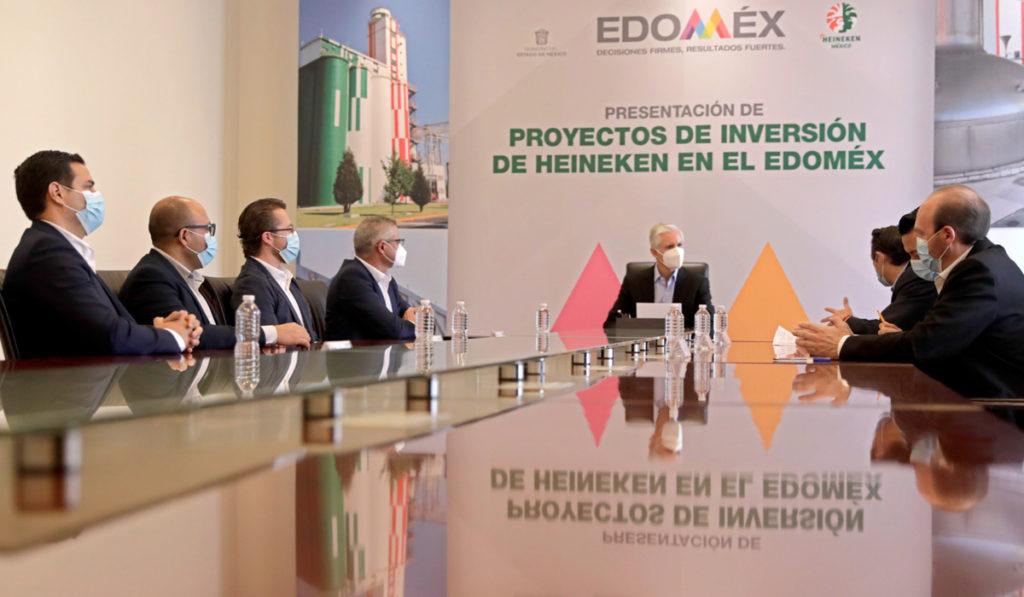 Heineken anuncia expansión en Toluca con 667 mdp