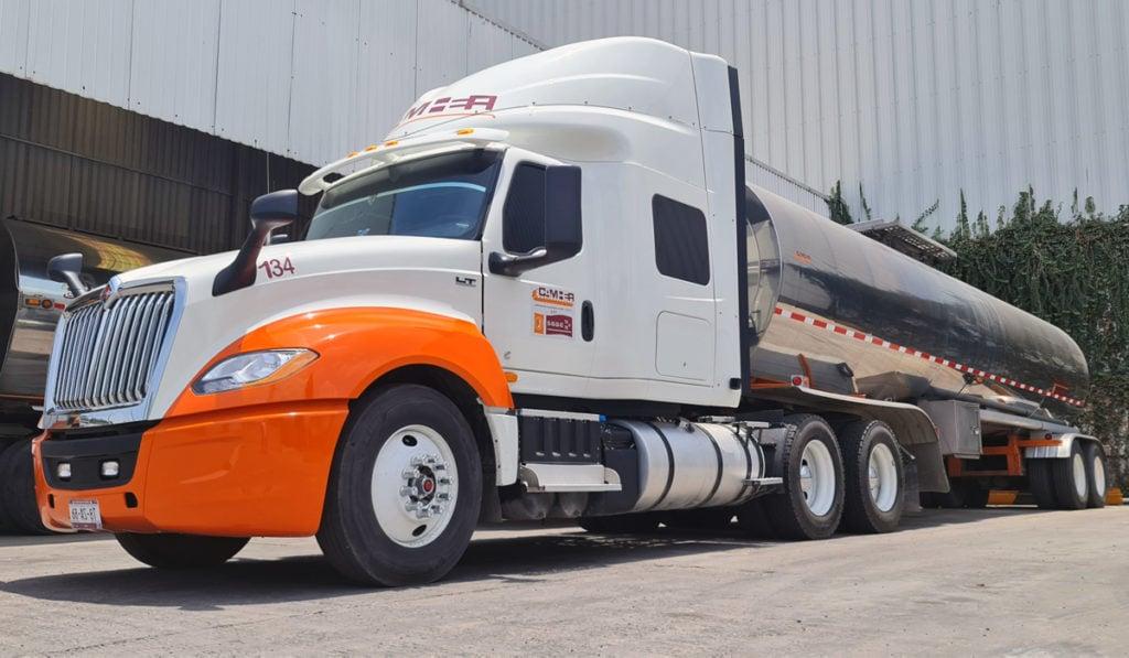 Sierra Norte entrega 20 unidades International a cuatro flotas