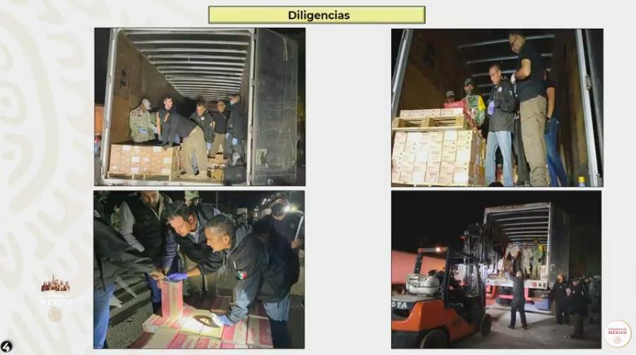 Localizan cargamento de municiones robado en Guanajuato