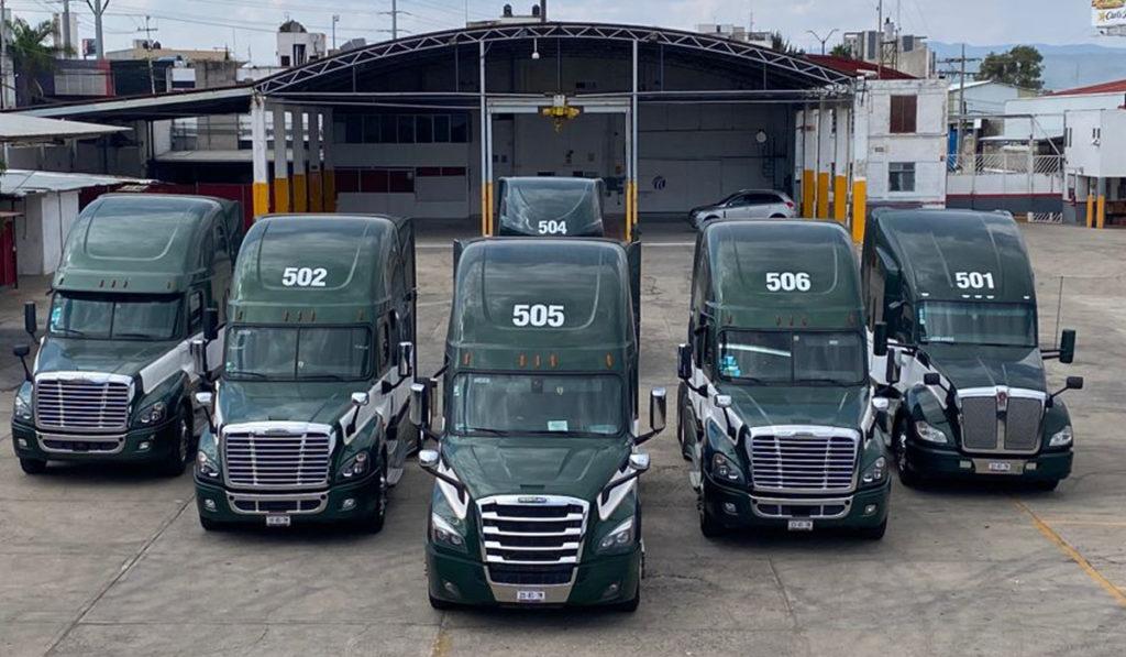Expertos del transporte forman nueva empresa para el traslado de mercancías