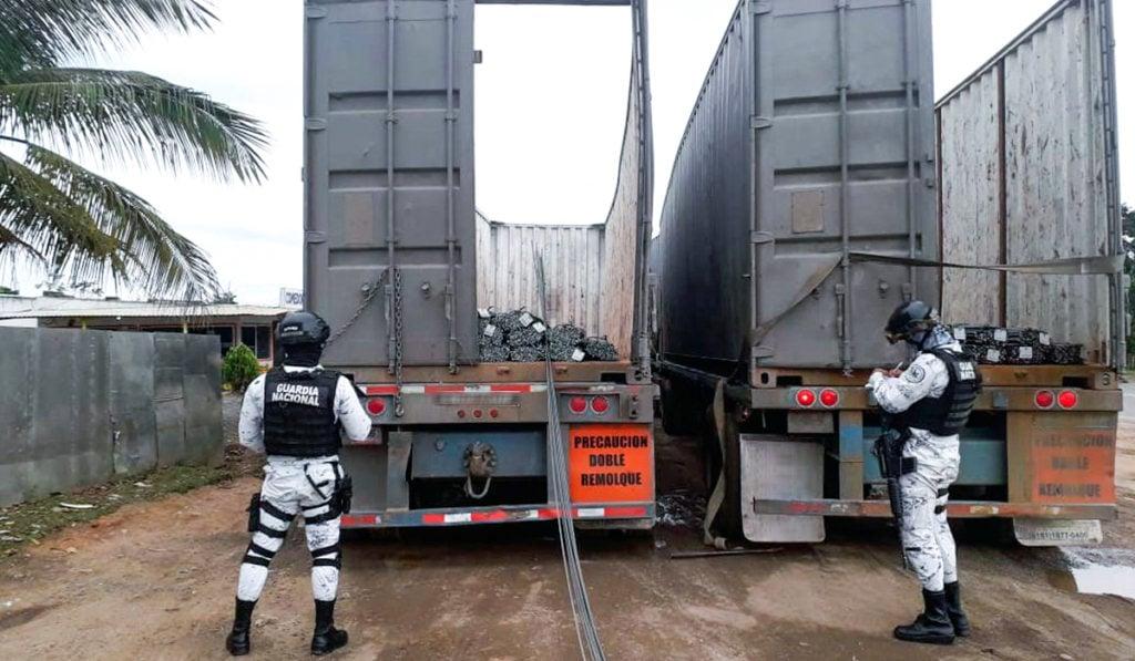 México, tercer país con más robo de carga