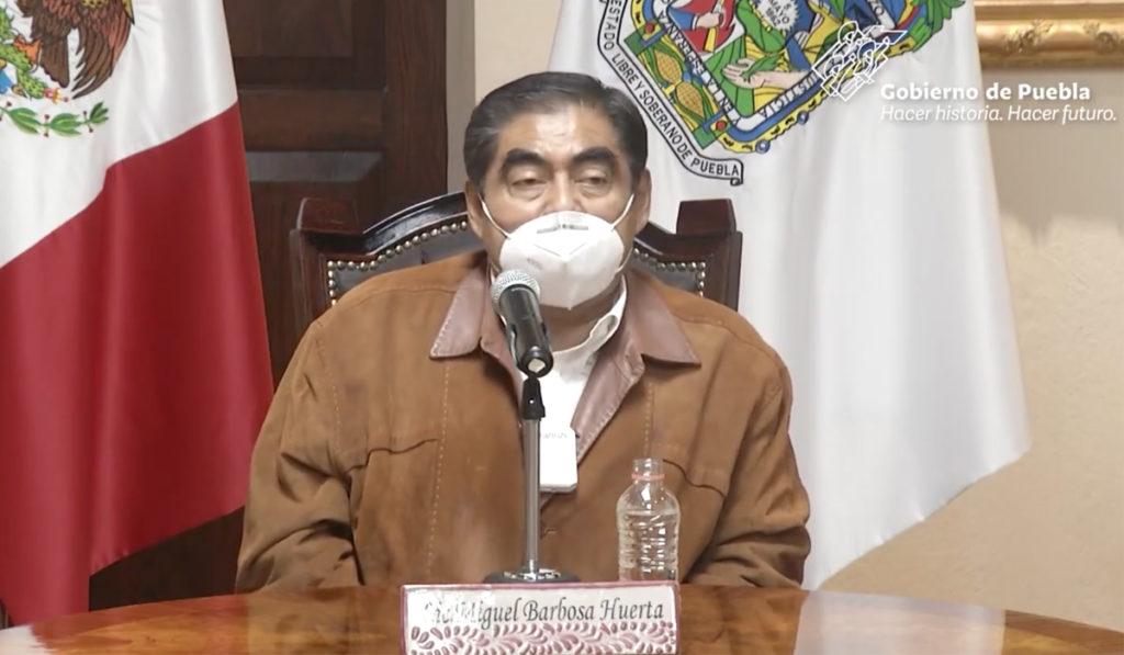 Barbosa promoverá mesa de diálogo con la GN para inhibir robos en Arco Norte