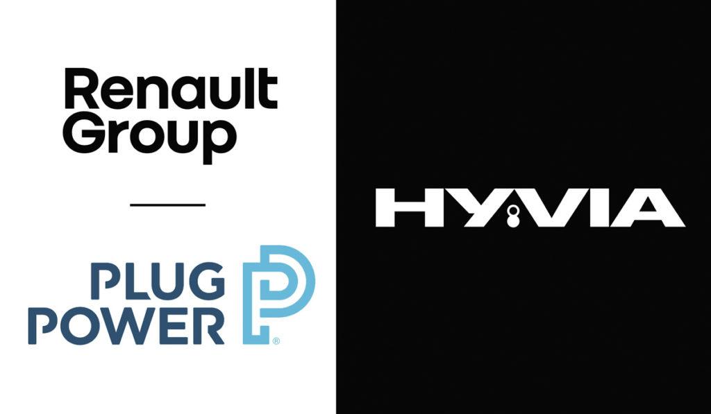 Renault lanza su apuesta por el hidrógeno en vehículos comerciales