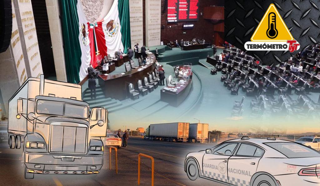 Cuatro prioridades para el autotransporte en la próxima legislatura