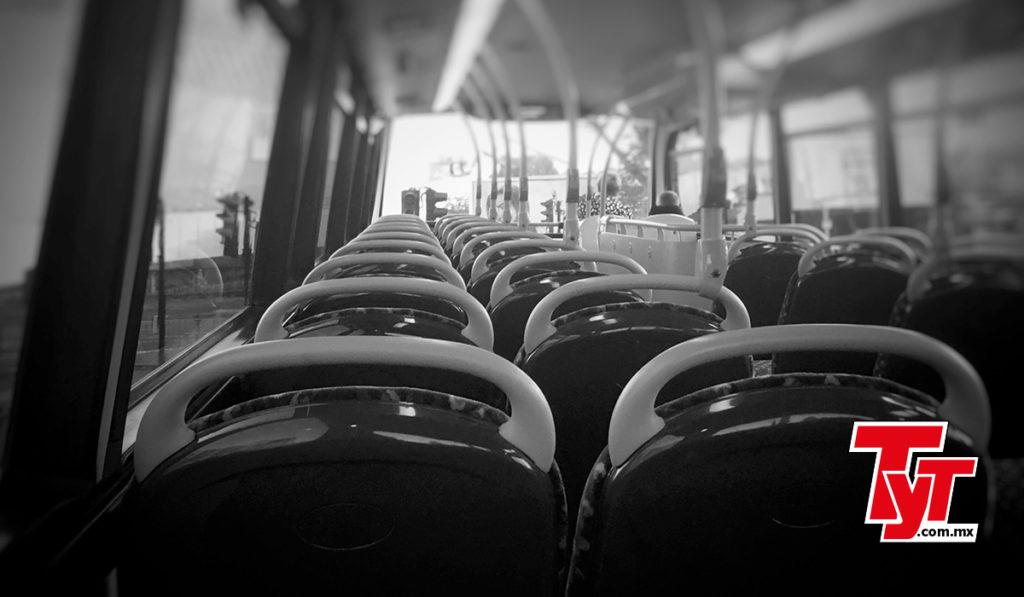 Rescate transporte público