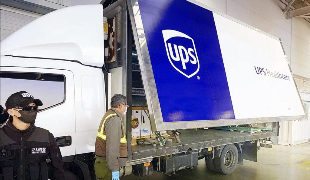 UPS amplía sus capacidades en la cadena de frío a nivel global
