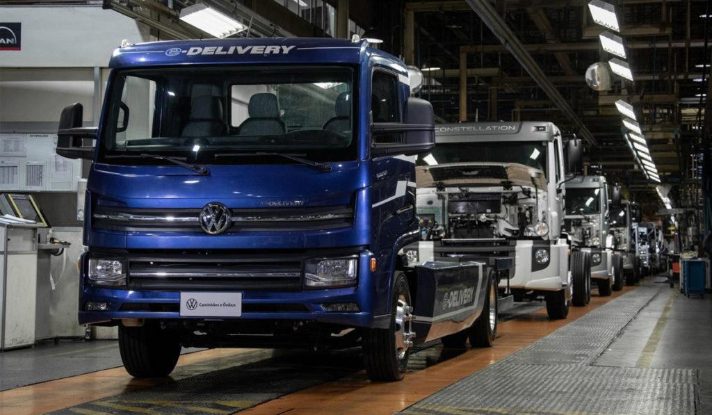 VWCO celebra fecha histórica: la producción en serie del e-Delivery