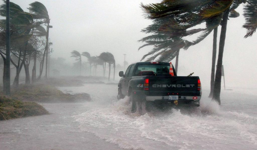 El clima: prevén lluvias extraordinarias y torrenciales en el sur