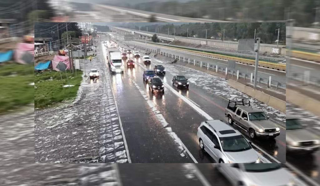 El clima: prevén lluvias torrenciales al sur del país