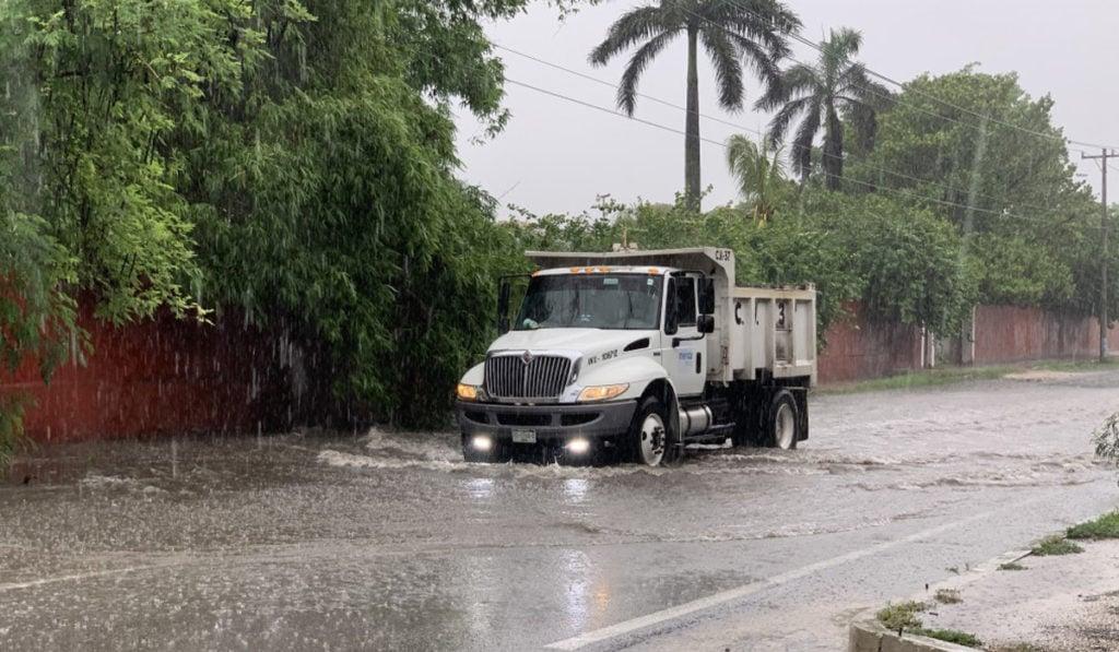 El clima: prevén lluvias intensas y fuertes para estos estados