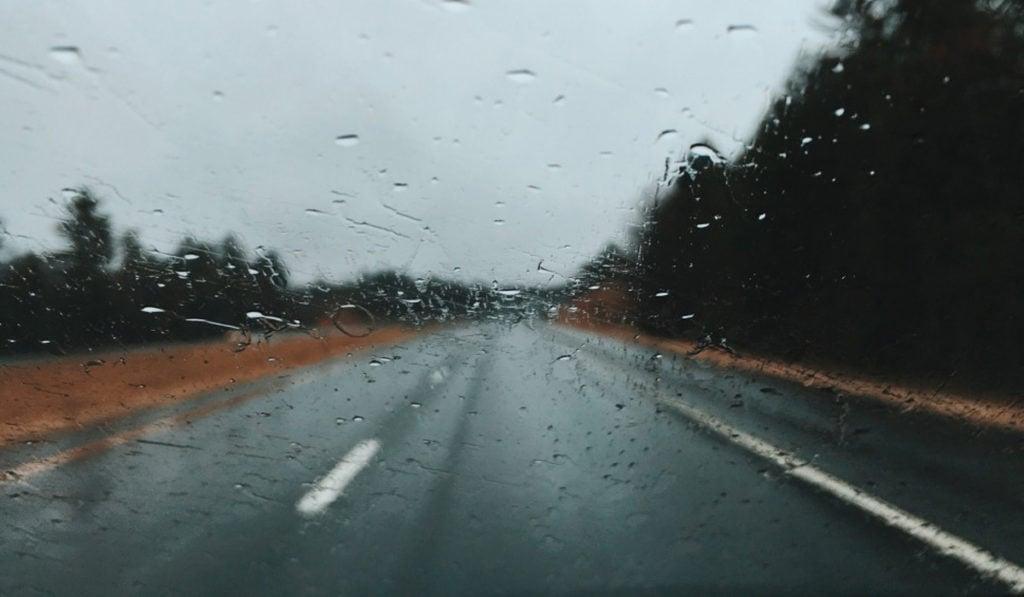 El clima: esperan lluvias fuertes y muy fuertes en todo el país