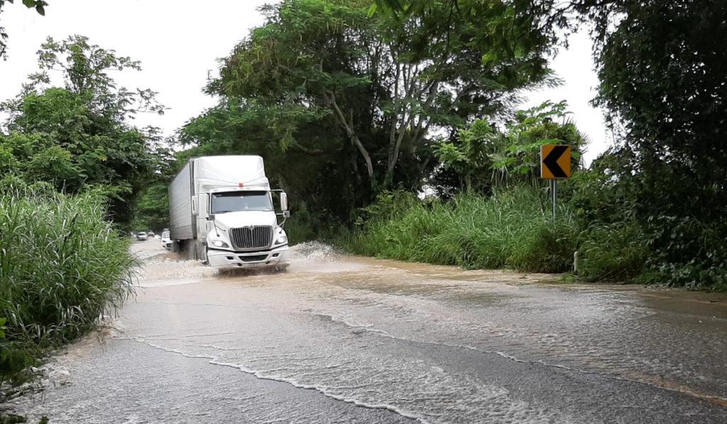 El clima: lluvias intensas en Chiapas, Oaxaca, Puebla, Tamaulipas y Veracruz