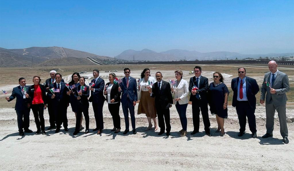 México y California van por macroproyecto de infraestructura fronteriza